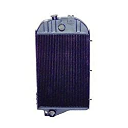 AL66474 New Aftermarket Tractor Radiator Made To F