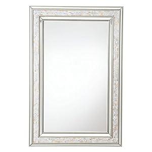ZUO-Furnitures Decorative Mop Bathroom Wall Mount Mirror Rectangular Bedroom Mirror Wall
