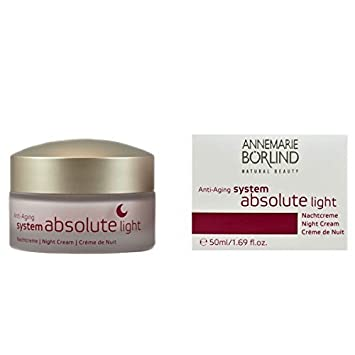 6f8fca902e7e Amazon.com   System absolute from Annemarie B rlind - anti aging night cream  50 ml by Annemarie B rlind   Beauty