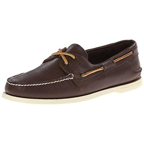 Sperry Men's 195115 Boat Shoe, Classic Brown, 6.5 M ()