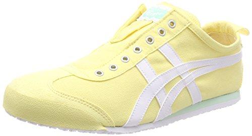 White 0301 Asics Mexico Sneaker Meringue Lemon Giallo 66 Tiger Donna Onitsuka vfxwzrqv