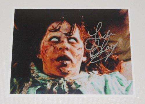 The Exorcist Regan Linda Blair Signed Autographed 8x10