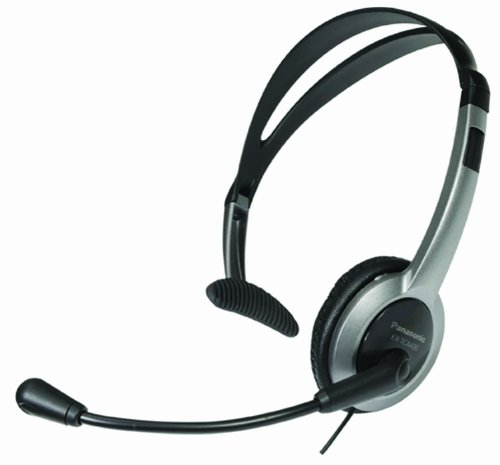 Panasonic KX-TCA430 Comfort-Fit, Foldable Headset (Panasonic Cordless Phone Headset compare prices)
