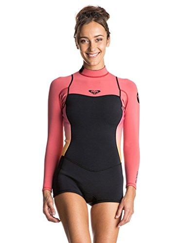 Roxy Womens Roxy Syncro 2/2Mm - Back Zip Long Sleeve Springsuit - (Roxy Womens Wear)