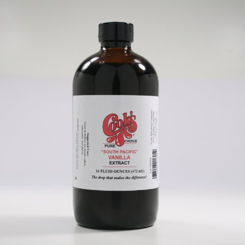 Cook's, South Pacific Tahitian Blends Vanilla Extract, 16 oz by Cook's (Image #4)