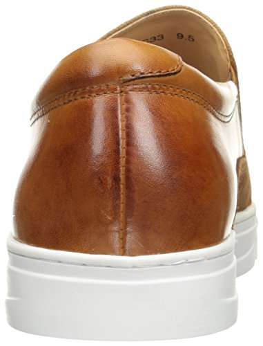 English Slip English Gants On Loafer Cognac Mens Laundry Laundry Xw5xRBR