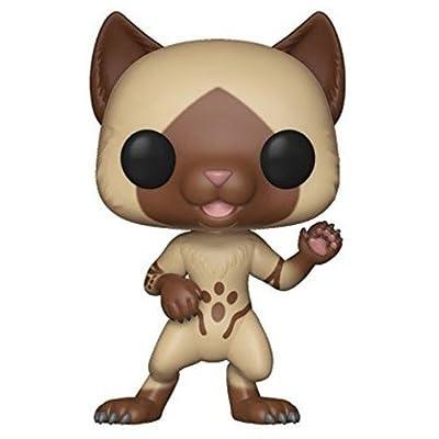 Funko Pop! Games: Monster Hunter - Felyne Collectible Figure: Funko Pop! Games:: Toys & Games