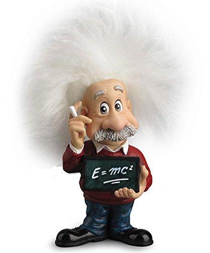 5 Albert Einstein Theoretical Physicist Statue Figure Figurine Scientist