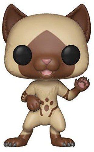 Funko Pop!- Games Monster Hunters Felyne Figura de Vinilo (27343)