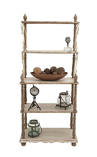 Deco 79 Wood Shelf, 75 by 32-Inch by Deco 79