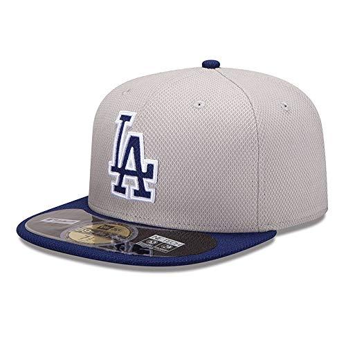 La Berretto Bleu New Uomo Diamond Mlb 59fifty Era Dodgers Fitted Da RR0wBtAq