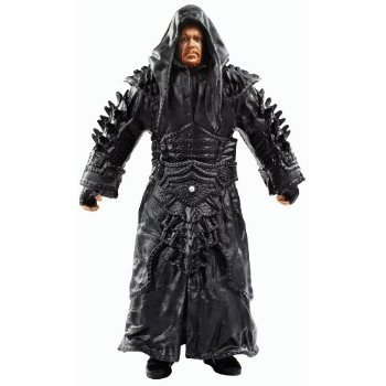 WWE Elite Collection Series # 27 Undertaker Action Figure toy [parallel import goods] by Mattel