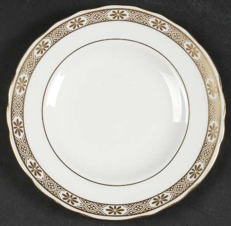 Royal Crown Derby Kensington Dinner Plate