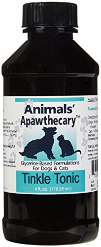 Animal Essentials, Inc Apawthecary Herbal Tincture Tinkle Tonic, 4 fl oz.