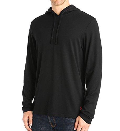 Polo Ralph Lauren Supreme Comfort Knit Hoodie, L, Polo Black