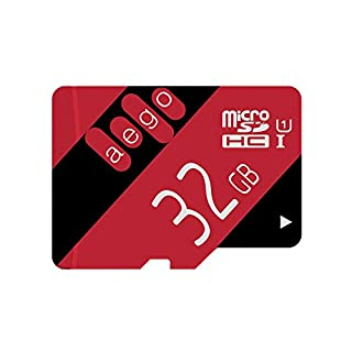 AEGO Micro SD Card 32GB UHS-1 Class 10 SD Memory Card for Tablet with Adapter-U1 32GB