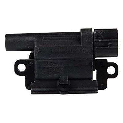 ENA Pack of 2 Ignition Coils Compatible with Chevrolet Suzuki - Metro Swift Tracker Vitara -L4 1.3L 1.6L 30020581: Automotive