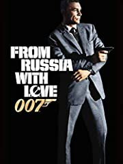 Bond - From Russia with Love de Terence…
