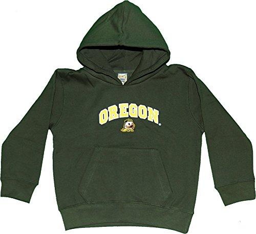 Little King NCAA Oregon Ducks Hooded Pullover,