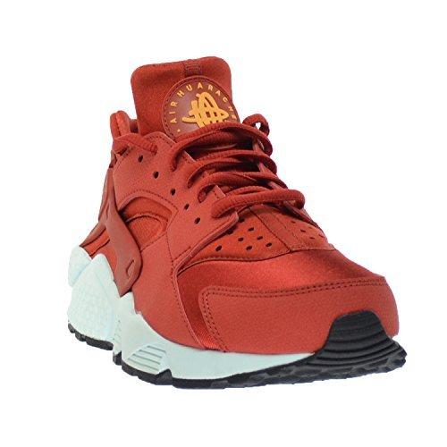 Nike Air Hurache Run Womens Shoes Cinnabar/Laser Orange-Fiberglass-Black 634835-600 (6 B(M) US)