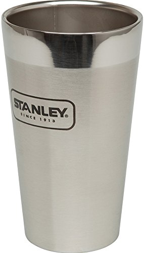 (Stanley Adventure Stacking Vacuum Pint, Stainless Steel, 16 oz)