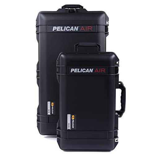 Combo Package of 1 - Pelican 1615 & 1 - Pelican 1535 Air cases. Cases are empty.