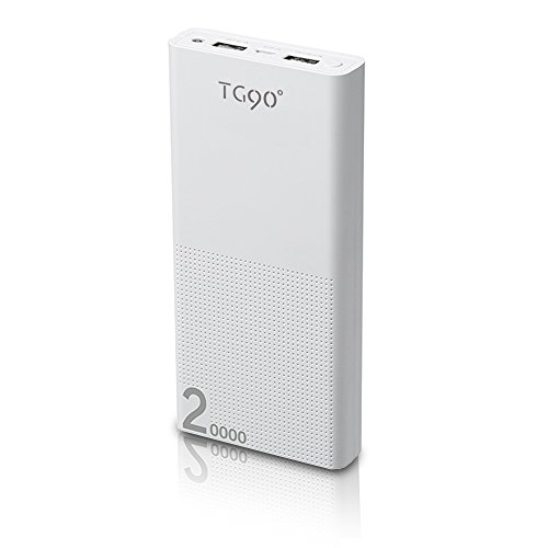 Rechargeable Portable Power Bank - 4
