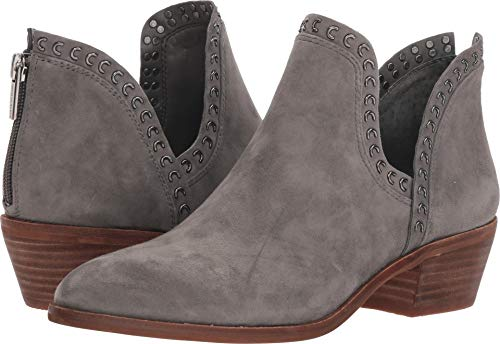 Vince Camuto Women's PRAFINTA Ankle Boot, Gray Stone, 8 M US from Vince Camuto