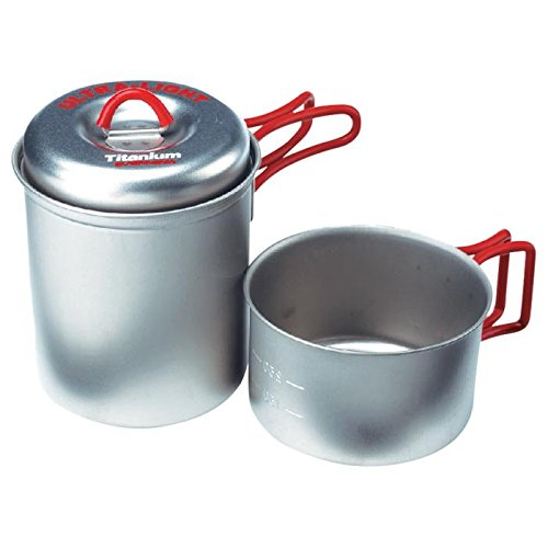 EVERNEW Titanium Stacking Set by EVERNEW
