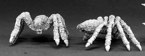 Giant Spiders (2) (OOP) by Reaper