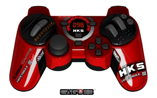 HKS Racing Controller - Playstation 3