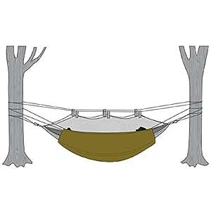 Snugpak Hammock Under Blanket with Travelsoft Filling, Olive