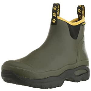LaCrosse Men's Hampton 3.0 MM Green Rubber Boot, Green, 10 M US
