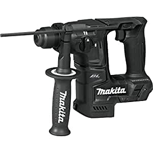 "Makita XRH06ZB 18V LXT Lithium-Ion Sub-Compact Brushless Cordless 11/16"" Rotary Hammer, Accepts Sds-Plus Bits, Tool Only"