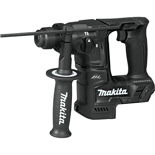 Makita XRH06ZB 18V LXT Lithium-Ion Sub-Compact Brushless Cordless 11/16'' Rotary Hammer, Accepts Sds-Plus Bits, Tool Only by Makita