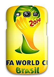 ZippyDoritEduard Galaxy S3 Well-designed Hard Case Cover Stream Fifa World Cup 2014 Official Anthem Dar Um Jeito Protector
