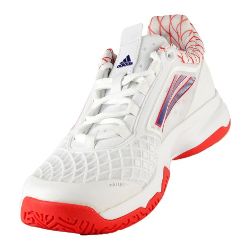 Adidas Cc Adizero Climacool Tempaia Ii Chaussure - Blanc / Héros Encre / Rouge (femmes)
