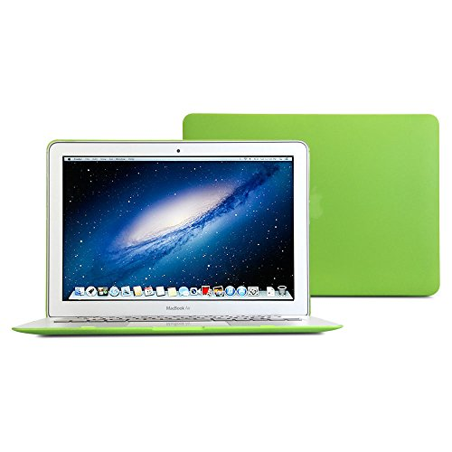 GMYLE Hard Case Matte for MacBook Air 13 inch - Matcha Green