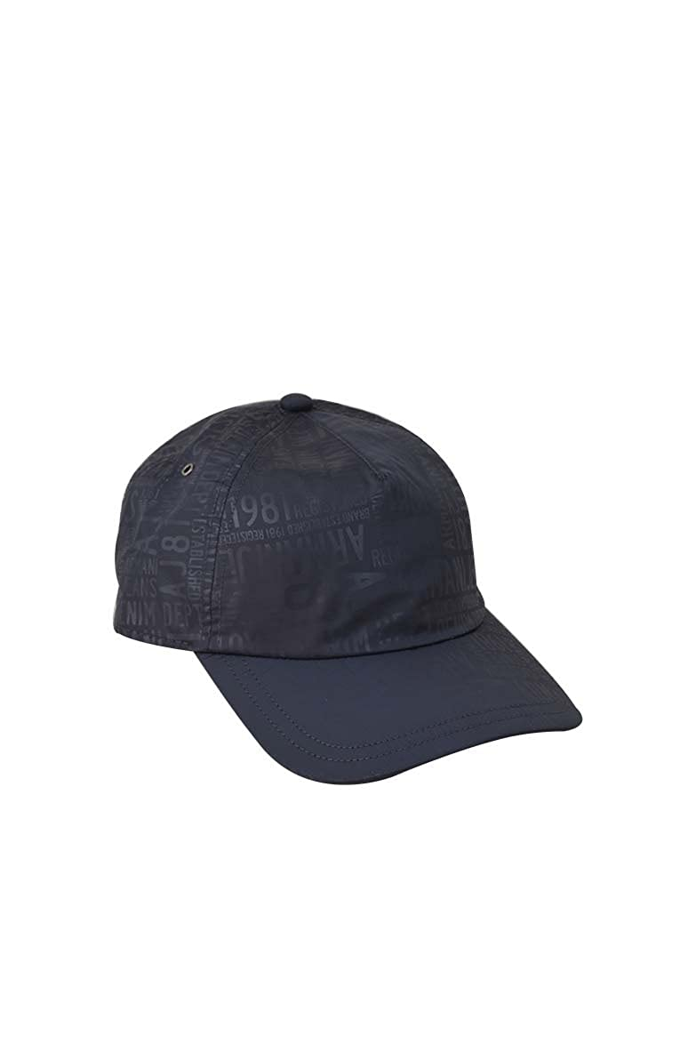 Armani Jeans - Gorra de béisbol - para hombre azul azul Medium ...