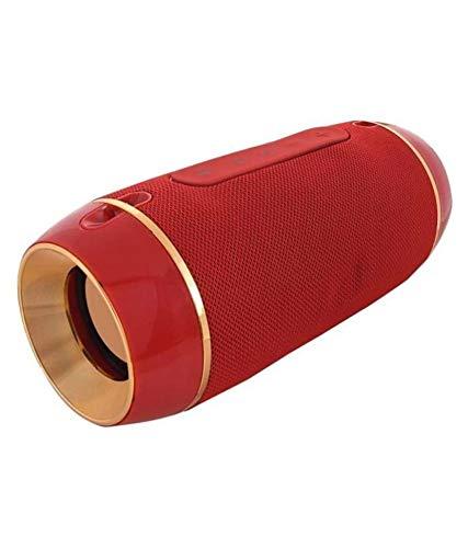 Drumstone R7+ Bluetooth Wireless Portable Mobile Tablet Bluetooth Speaker 10 W Ru gby R7 Plus Bluetooth Speaker
