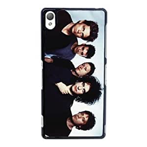 Sony Xperia Z3 Cell Phone Case Black The Cure AS7YD3612832