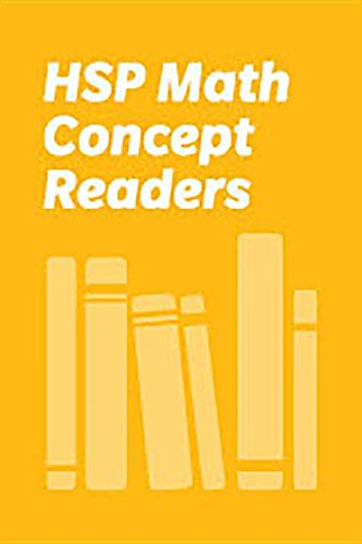 HSP Matematicas © 2009: On-Level Math Concept Readers Teachers Guide Collection Grade 5 (Spanish Edition) [HARCOURT SCHOOL PUBLISHERS] (Tapa Blanda)