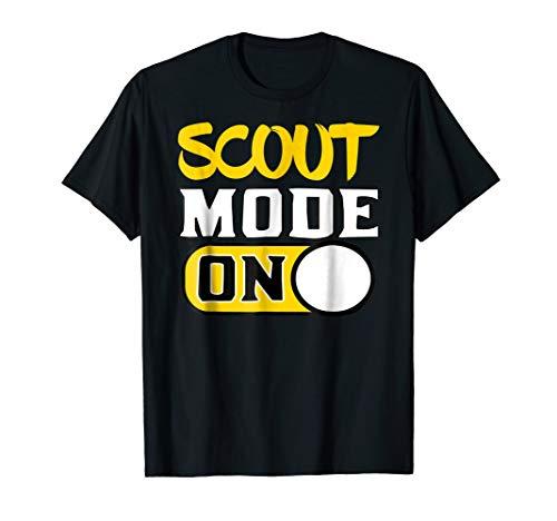 (Scout T Shirt Boy Girl)