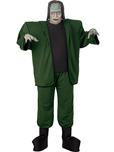 Rubie's Rubie's Men's Plus Size Universal Studios, Classics Collection, Frankenstein, Green
