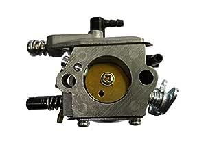 CTS Carburador para 45cc 52cc Motosierra sustituye Walbro Estilo