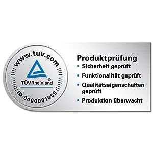 Proficook EKI1016 - Placa de indución, 2000 W, vidrio Schott Ceran