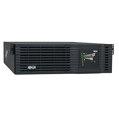 Tripp Lite SU3000RTXL3U 3000VA 2400W UPS Smart Online Rackmount 110V / 120V USB DB9 3URM, 9 Outlets