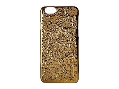 Price comparison product image Marc by Marc Jacobs Cell Phone Cradle for iPhone - Retail Packaging - Gold