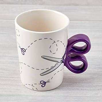 Tacony Tape Measure Sewing Mug Kitchen Accessories