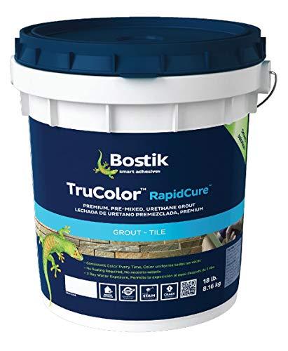 - Bostik TruColor RapidCure Grout (9lbs, H151 Taupe)